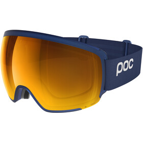 POC Orb Clarity Goggles Basketane Blue/Spektris Orange